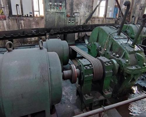 钢管厂的应用